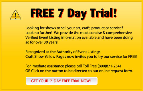 Art Craft Show Yellow Pages